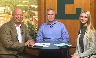 Coach Chris Creighton on EMU Today TV