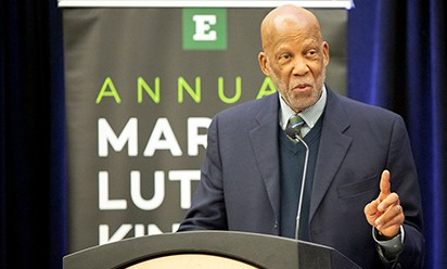 Terrence Roberts, Ph.D., MLK keynote speaker