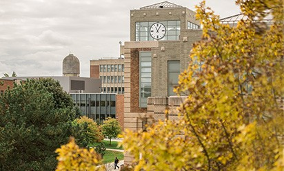 Eastern Michigan University gives students early wellness start to Thanksgiving break; offers free COVID testing prior to break
