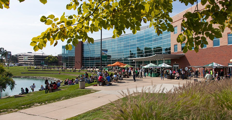Eastern Michigan University Student Center ranked number ...