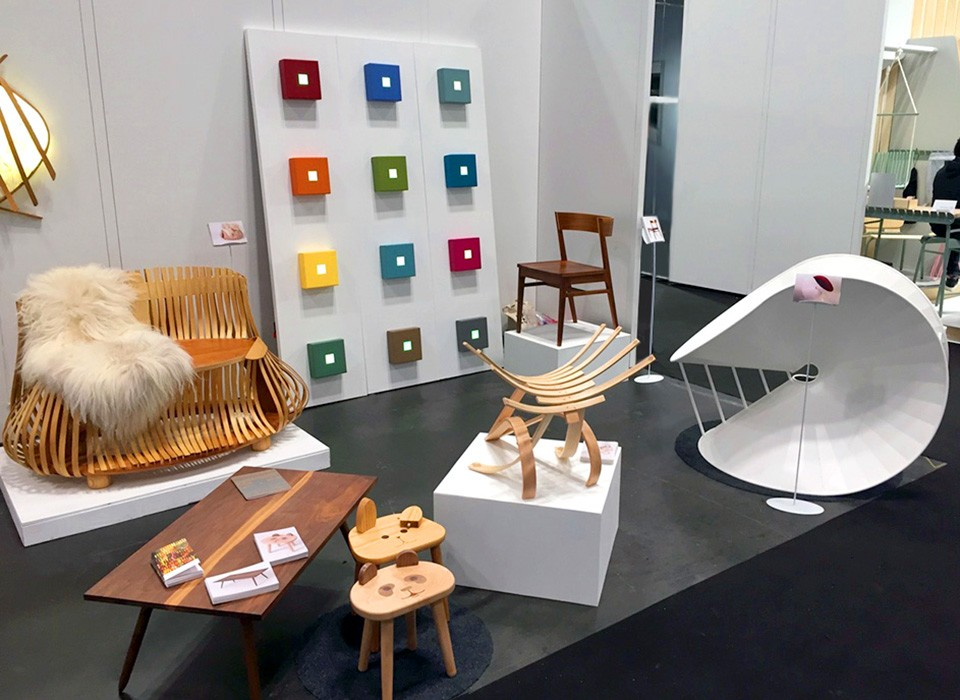 Charming Eastern Michigan University Students Among Select Group To Exhibit Works At  North Americau0027s Top Contemporary Furniture Design Fair   EMU Today