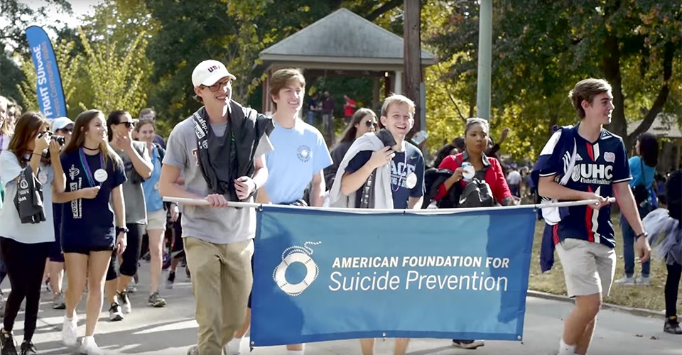 Public invited to join Congresswoman Debbie Dingell and help raise suicide prevention awareness in 'Out of the Darkness Community Walk' at Eastern Michigan University Sept. 29