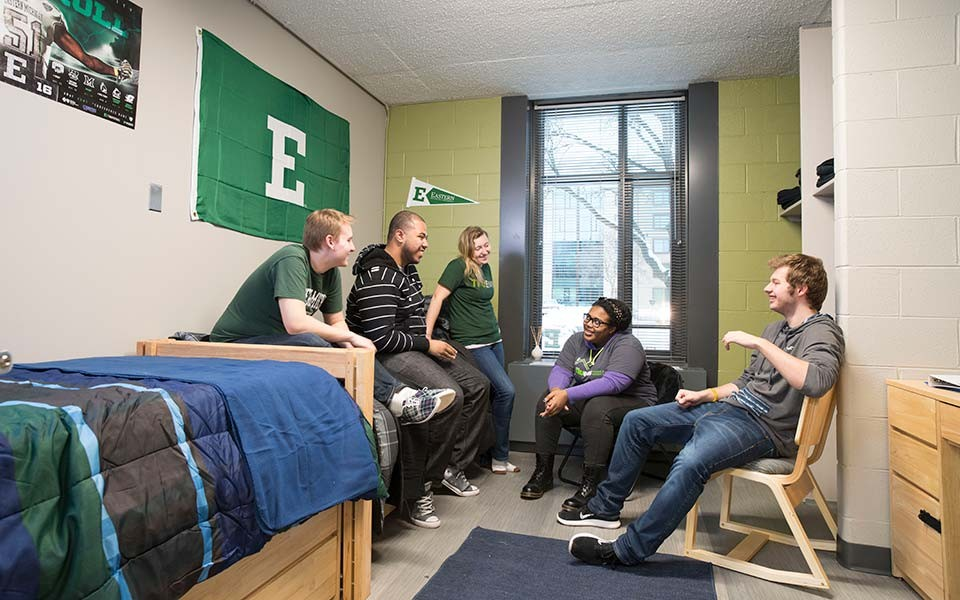 Ordinaire Eastern Michigan University Continues To Strategically Reinvest In Student  Living And Dining Spaces While Limiting Student
