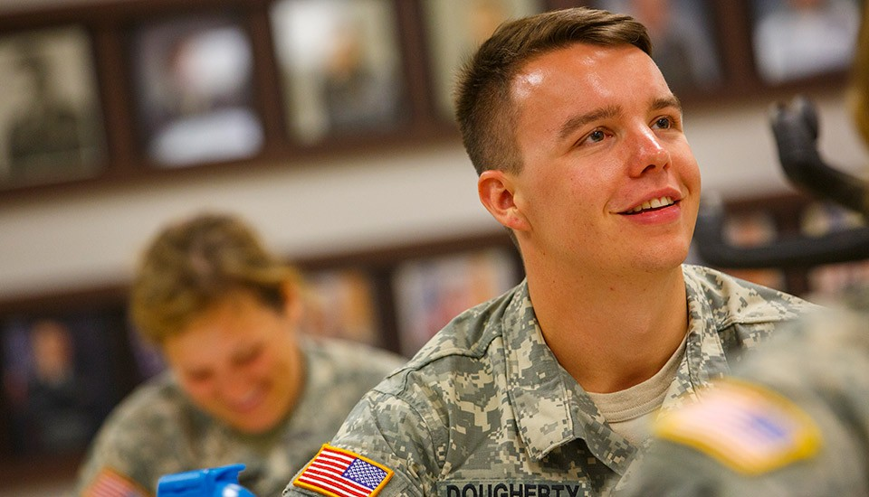 Eastern Michigan University ranked in top five of nation's most military and veteran friendly higher education institutions