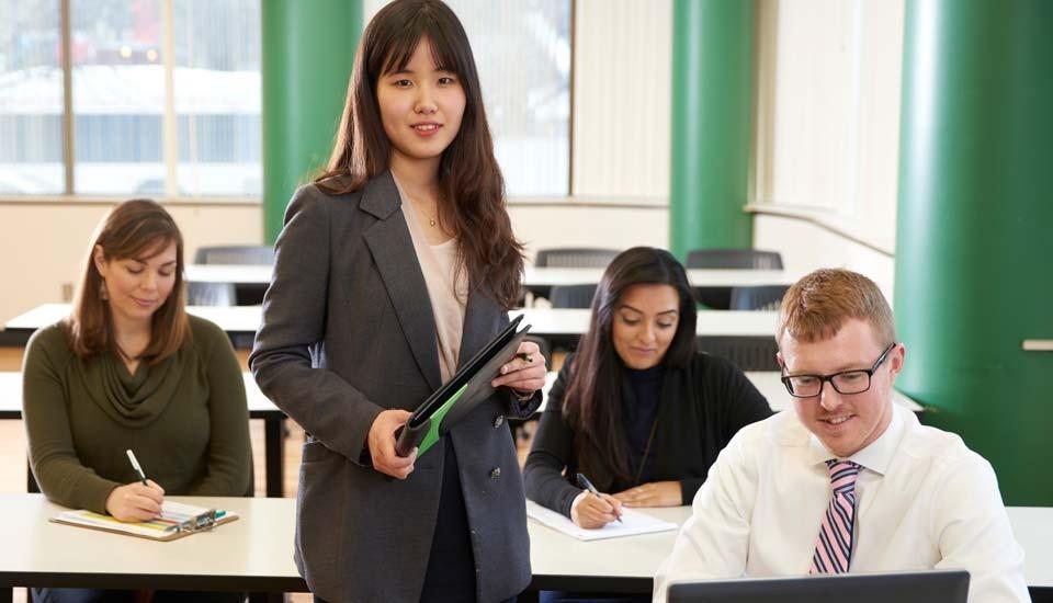 Eastern Michigan University Adds New Academic Program Master Of