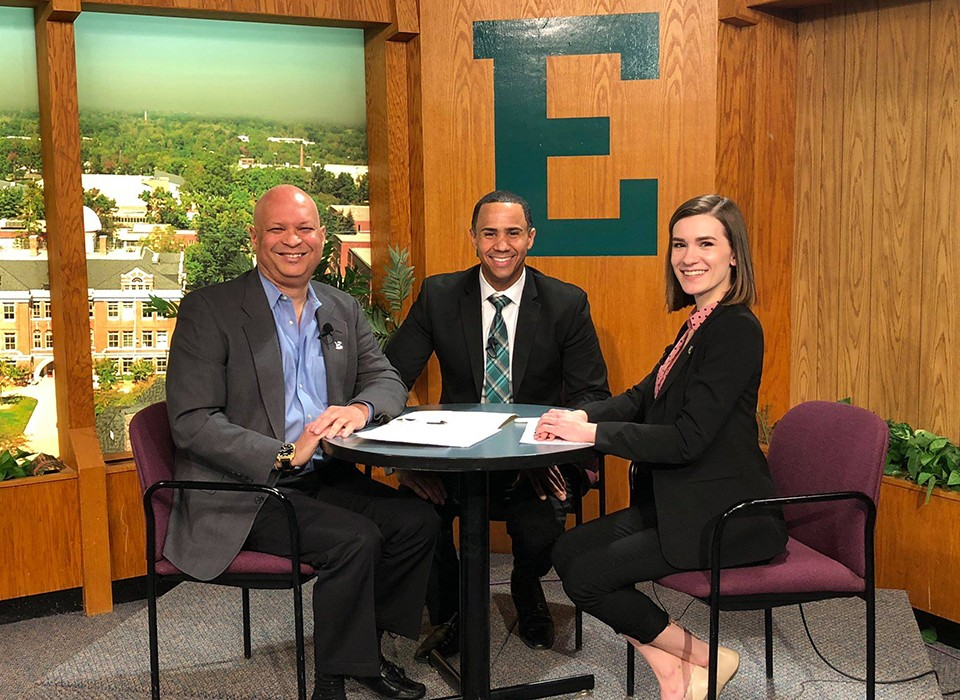 Eastern Michigan University alumni success stories focus of new EMU Today TV episode