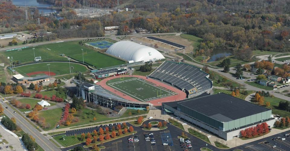 Eastern Michigan University aligns with MAC peers in eliminating four sports