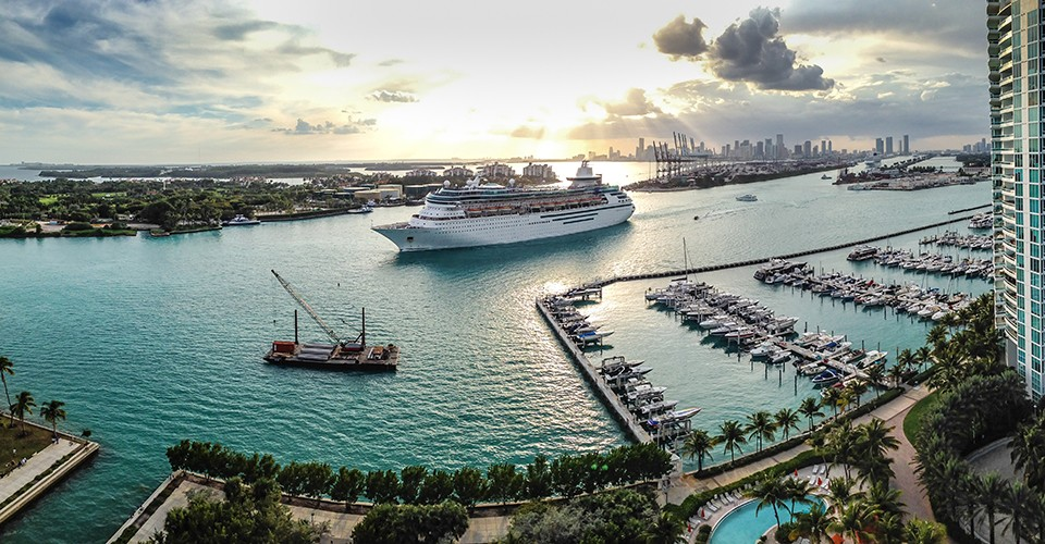 Cruise ship ports in developing countries may hurt, not help local economies, according to study co-authored by Eastern Michigan University professor David Wozniak