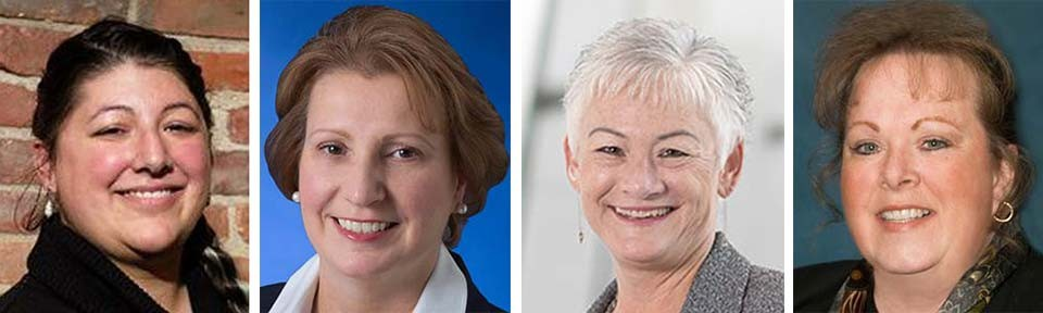 Three EMU alumnae and a former student recognized as Notable Women in Finance by Crain's Detroit