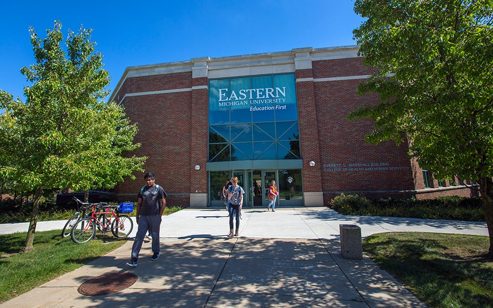 Eastern Michigan University Clinical Research program ranks among nation's best