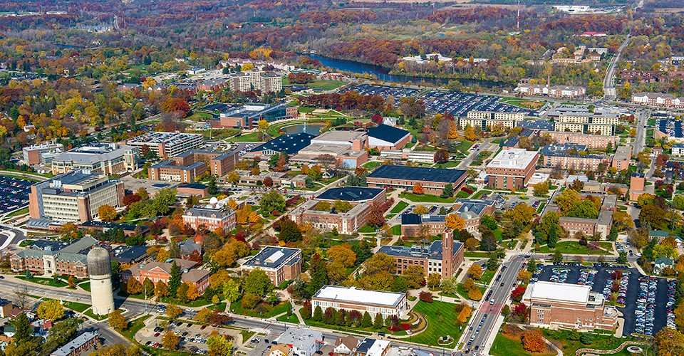 Eastern Michigan named a 'Best in the Midwest' university by The Princeton Review for 16th consecutive year