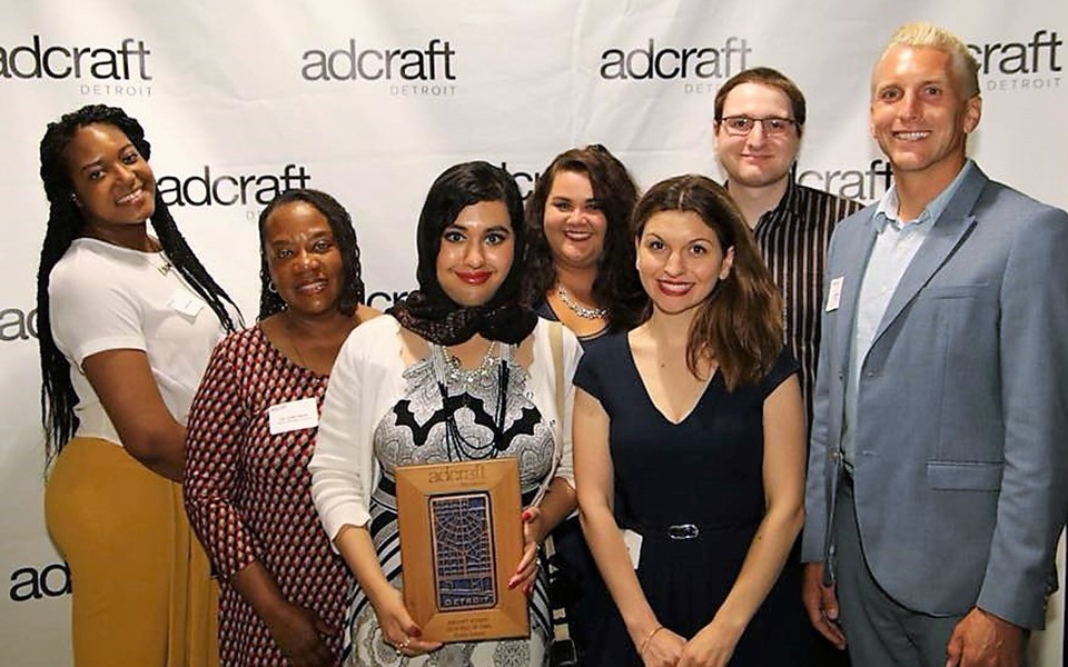 Eastern Michigan University marketing professor Sheila Sasser posthumously inducted into the Adcraft Club of Detroit's Hall of Fame