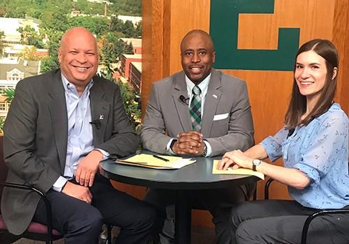 Successful Eastern Michigan University alumni highlight the