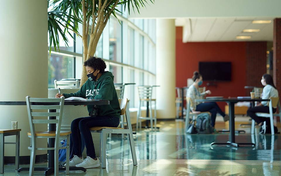 Emu Academic Calendar 2021 Eastern Michigan University invests in student success with $53.3