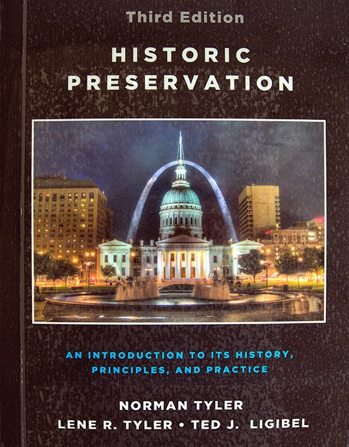 Historic Preservation book