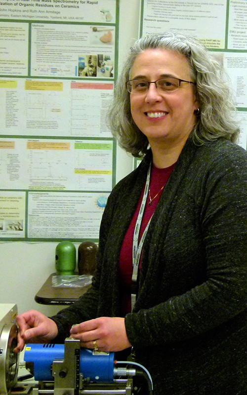 Does Identifying Armitage As Original >> Eastern Michigan University Professor Ruth Ann Armitage Digs Into