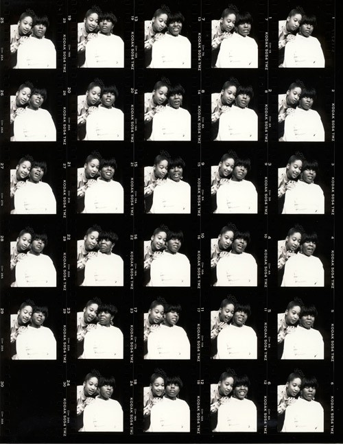 Contact sheet of photos from play From the Heart.