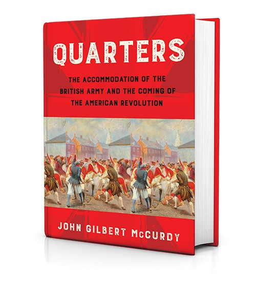 """Quarters"" by John G. McCurdy"